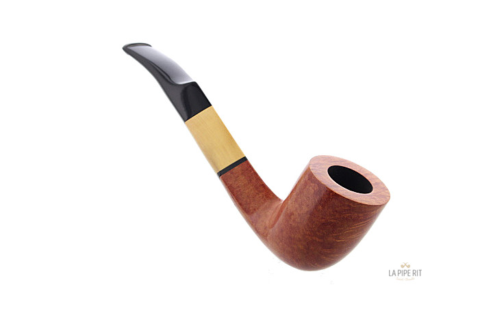 Contrasted Butz Choquin Pirat pipe