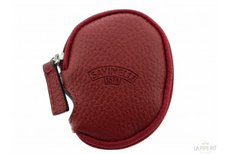 Red protective cover Savinelli for pipe