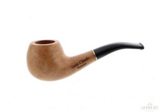 Extra short half-bent pipe