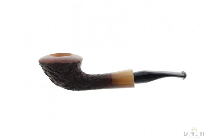 Handmade Pierre Morel pipe n°44