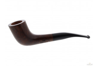 Classical half-bent 9mm pipe