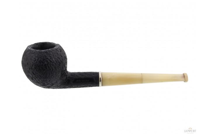 Horn sandblasted pipe n°1