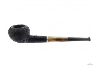 Horn sandblasted pipe n°4