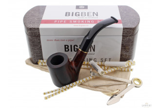 Big Ben pipe smoking set n°010