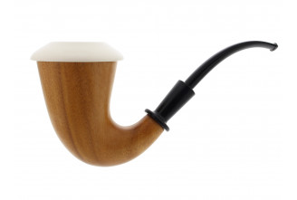 Calabash Sherlock pipe
