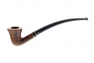 Big Ben Elegance Tan bent pipe