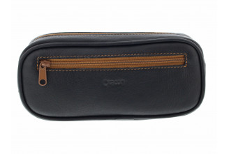 Black Chacom tobacco pouch