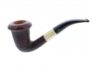 Butz Choquin Calabash GM sandblasted pipe