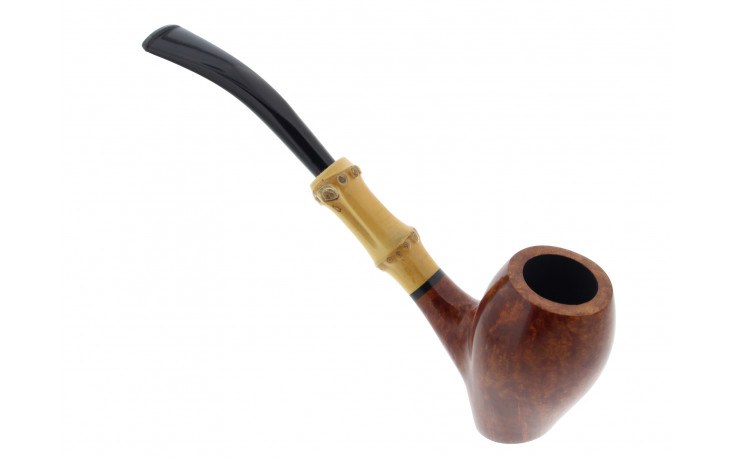Handmade smooth pipe Tsuge Tokyo 6029