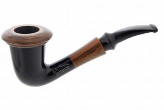 Butz Choquin Calabash Top black pipe
