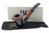 Butz Choquin Calabash Top black pipe