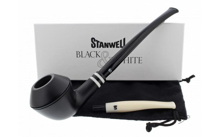 Black & White 406 Stanwell pipe