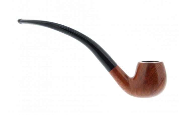 Long bent orange pipe