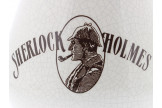 Large tobacco box Sherlock Holmes