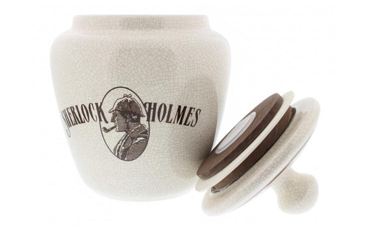 Classical tobacco box Sherlock Holmes