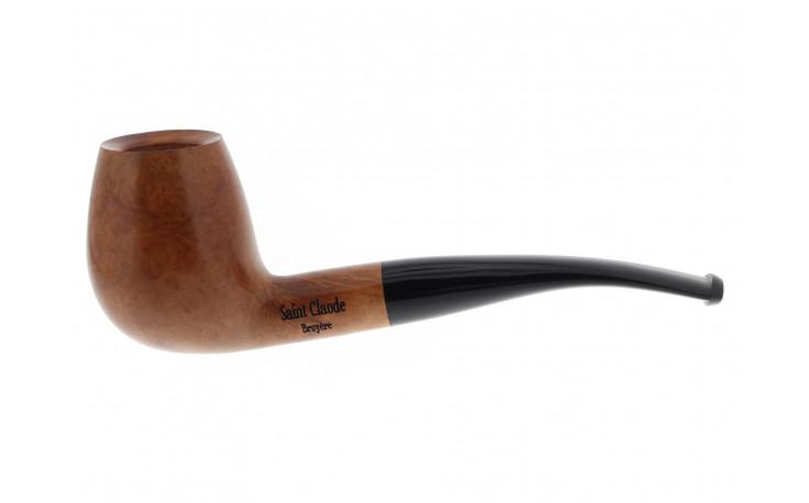 Natural luxury half-bent pipe
