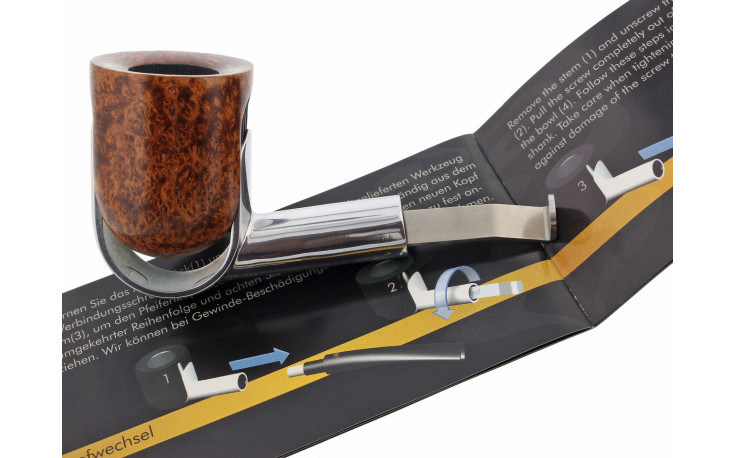 Big Ben Serie 5 brown pipe