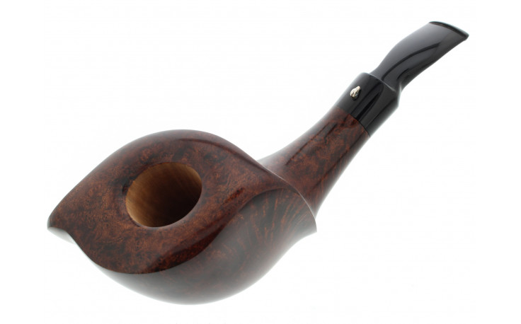 Handmade pipe L'anatra 54