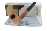 Century straight natural briar pipe