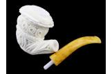 Meerschaum Calabash pipe n°2