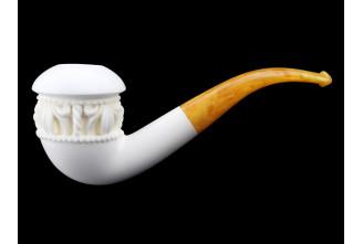 Meerschaum Calabash pipe n°1