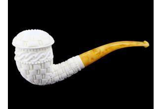 Meerschaum Calabash pipe n°3