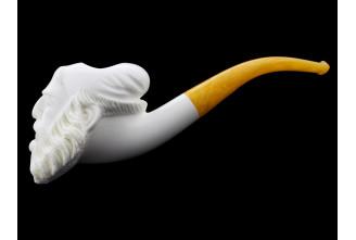 Meerschaum Zouave pipe n°1
