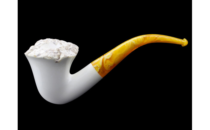 Meerschaum Fleuron pipe n°2