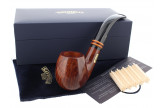 Brown Savinelli pipe Collection 2018