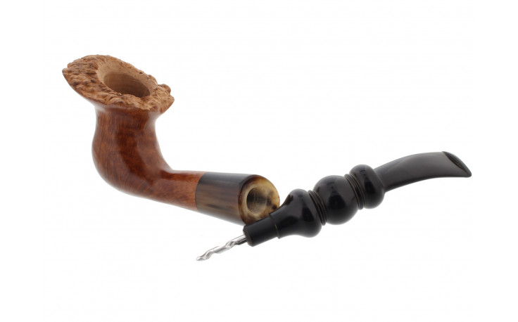Fleur pipe 13
