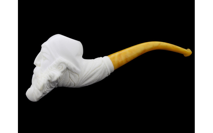 Meerschaum Zouave small pipe n°2