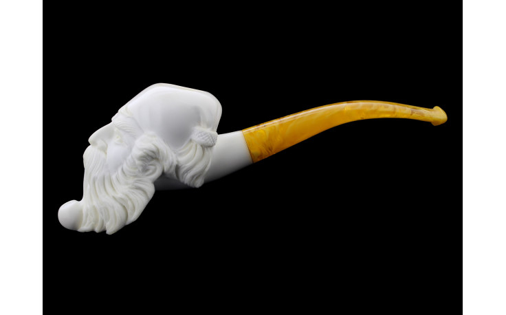 Meerschaum Zouave small pipe n°3