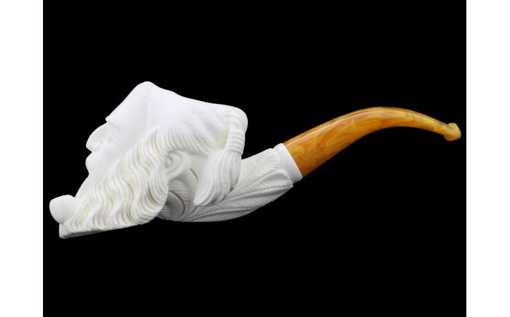 Meerschaum Zouave pipe n°2