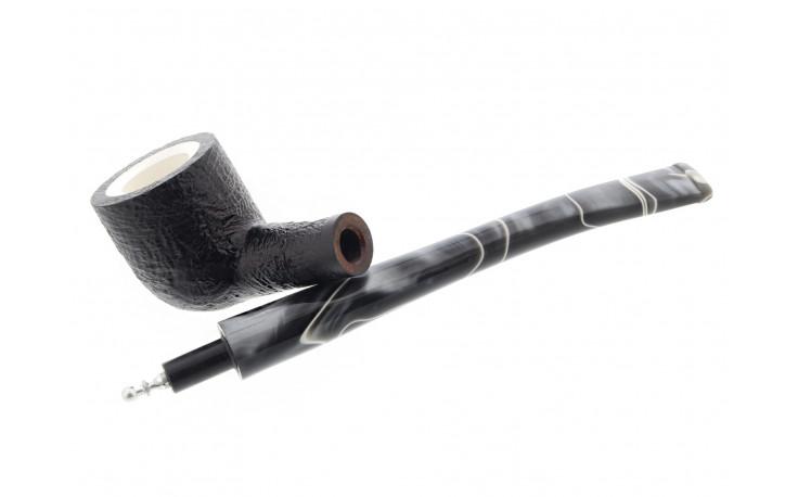 Meerschaum Eole jaspe long pipe