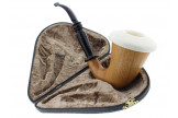 Calabash Sherlock pipe n°2