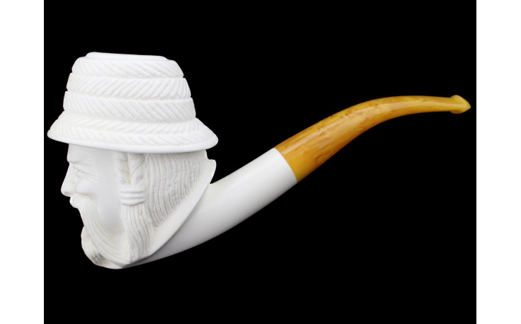 Meerschaum Asian pipe