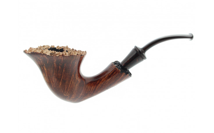Handmade Pierre Morel n°83 pipe