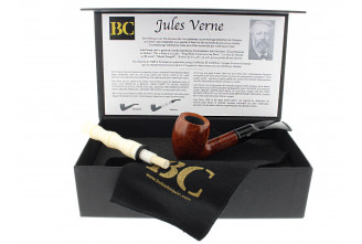 Jules Verne Butz Choquin pipe