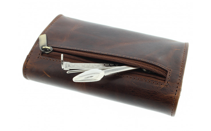 Chacom leather tobacco pouch CC0018BR