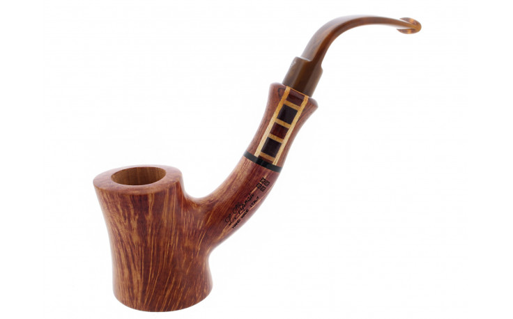 Hand Made brown pipe Viprati 2018