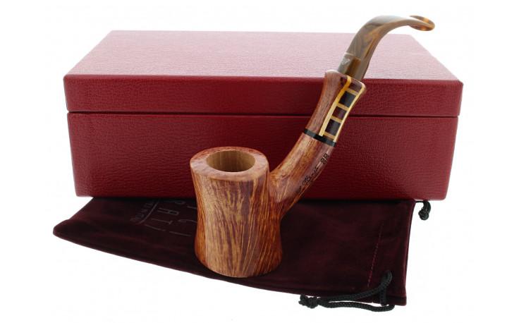 Hand Made brown pipe Viprati 2018