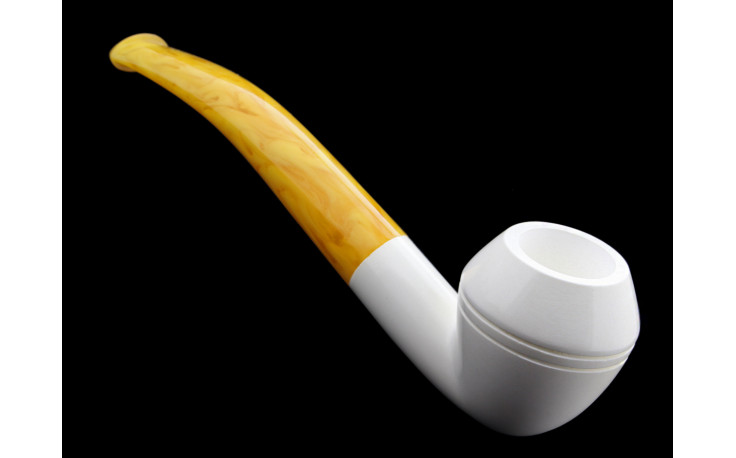 Edgings meerschaum pipe