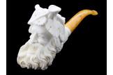 Meerschaum Bacchus n°1 pipe