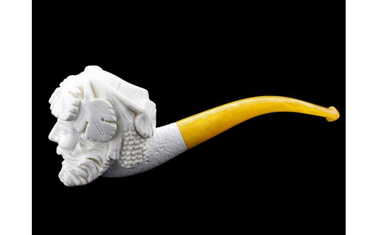 Meerschaum Bacchus n°4 pipe