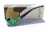 Ewa Lady's Night half-bent green pipe
