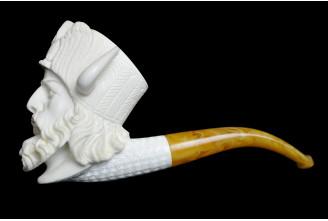 Wicked Viking 2 Meerschaum pipe