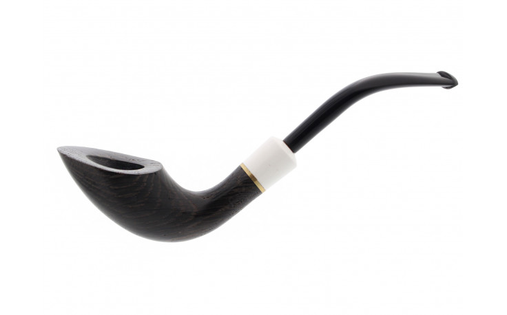 Coffee break 3 half-bent Rostiak pipe