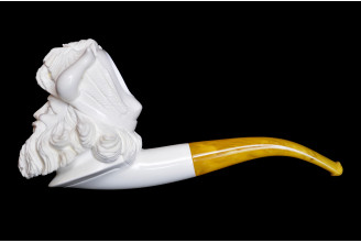 Happy Viking 1 Meerschaum pipe