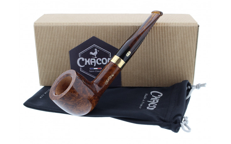 Chacom Churchill 126 smooth pipe