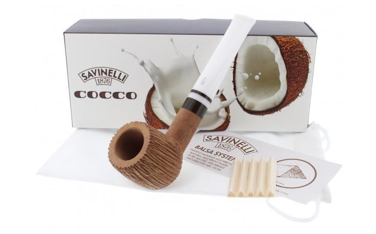 Cocco 106 Savinelli pipe